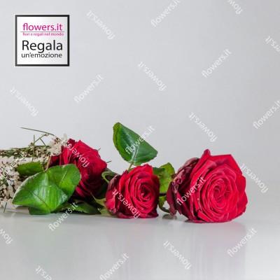 L'AMORE PERFETTO - Tre rose...